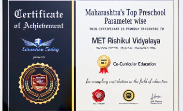 MRV: Best International School in Maharashtra & Mumbai