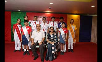Investiture ceremony - Student Council 2021-22