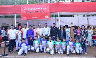 MRV Annual Sports Day 2019