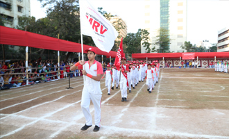 MRV Annual Sports Day