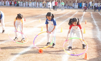 MRV Annual Sports Day 2016