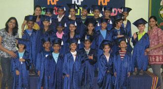 MRV Celebrates Graduation Day