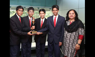 MRV Wins Design Championship