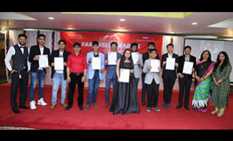 MRV clinches Bronze in IAYP