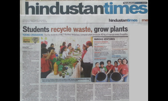 MRV's Green cause gets media spotlight