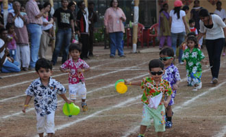 MRV - Annual Sports Day – 2011