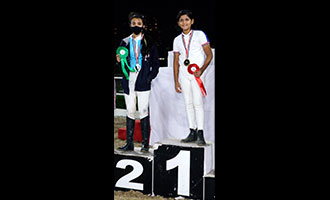 A Twin Win for MRV Student