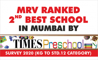 MRV : The 2nd Best School in Mumbai
